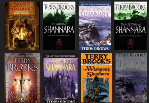 18 audiobooks Shannara series mp3 Unabridged complete collection by Terry Brooks
