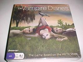 Pressman 2010 The Vampire Diaries Board Game Item No. 5380 New - $24.74