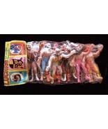 Lucha Libre Wrestling Wrestler Figures 1990s Octagon Mascara Sagrada Sic... - $26.99
