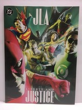 JLA : LIBERTY AND JUSTICE Treasury Size Justice League Graphic Novel - 2... - $18.95