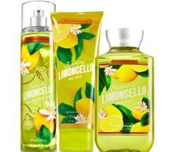 Bath & Body Works Sparkling Limoncello Trilogy Set  - $39.15