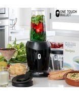 One Touch Bullet Monster Blender 1200W kitchen ... - $81.77