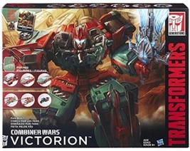 Transformers Generations Combiner Wars Victorion Collection Pack Fan Bu... - $121.50