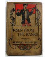 Risen From the Ranks by Horatio Alger Jr. Chatterton Peck - $3.99