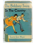 Bobbsey Twins in the Country Laura Lee Hope Goldsmith HC/DJ - $3.99