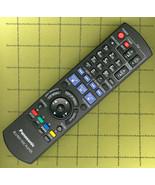 Panasonic N2QAYB000378 BluRay REMOTE ✚ DMP-BD601 -BD605 DMP-BD80 -BD60 M... - $23.70