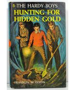 The Hardy Boys Hunting for Hidden Gold Franklin W. Dixon - $4.99