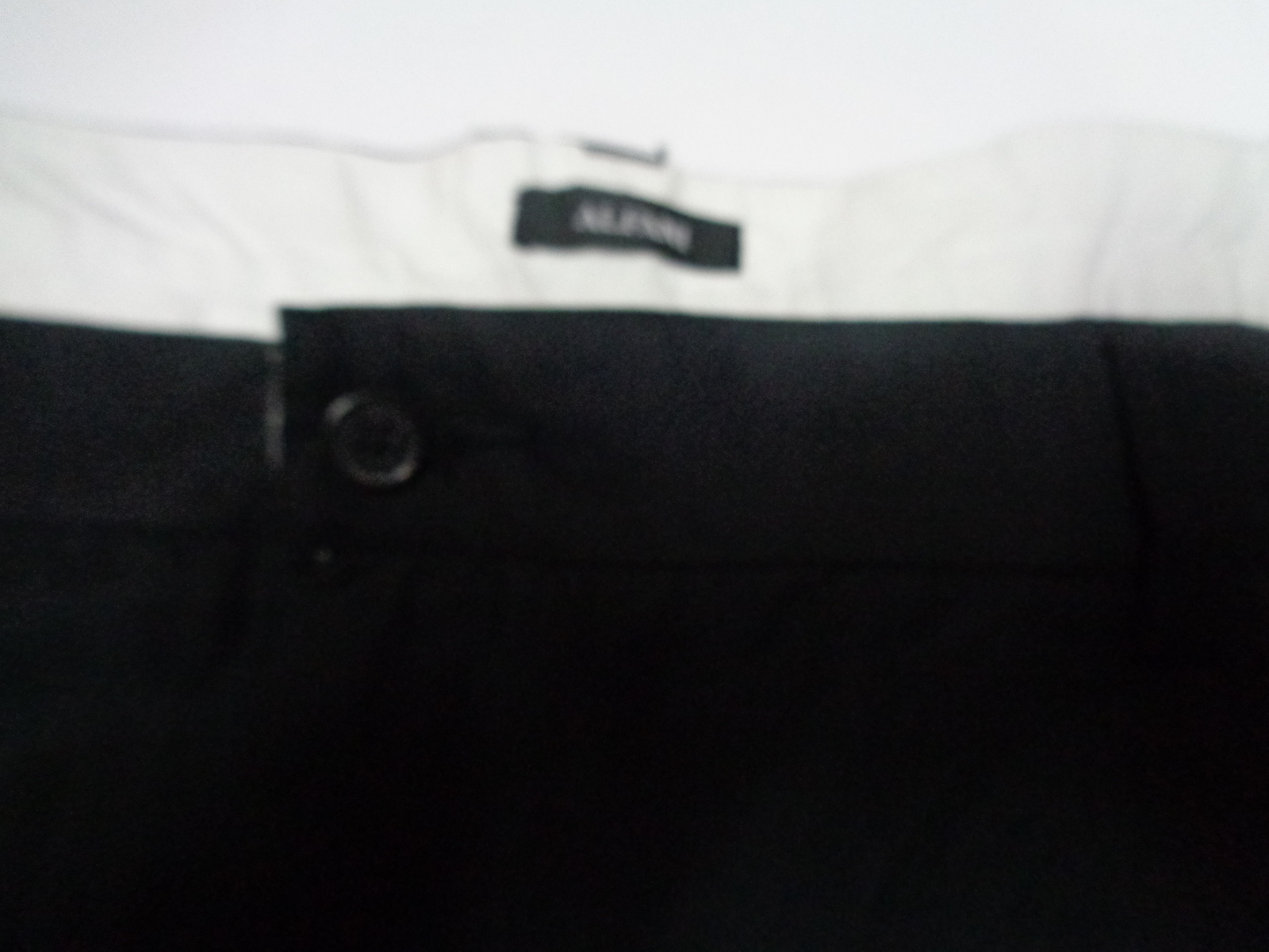 Alfani Men's Black Shorts NWT Sz 44