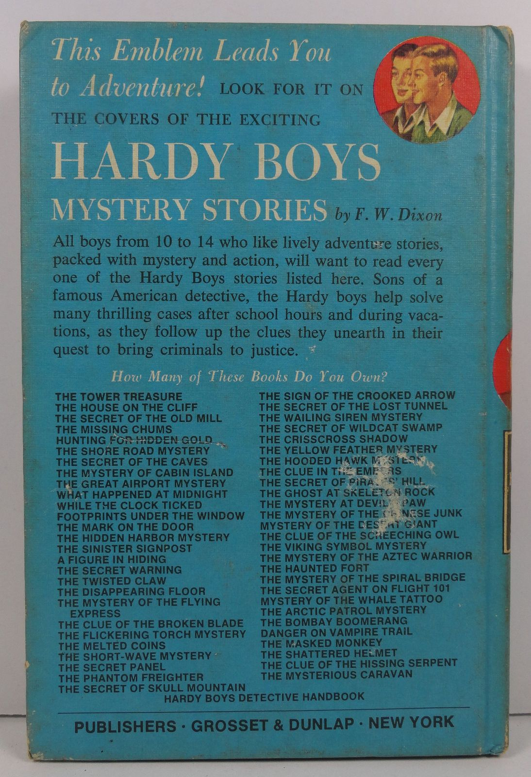 The Hardy Boys The Great Airport Mystery Franklin W. Dixon