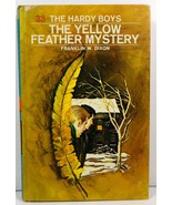 The Hardy Boys The Yellow Feather Mystery Franklin W. Dixon - $3.99