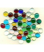 Glass Nugget Cabs Lot - $4.00