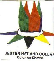 JESTER HAT and COLLAR WITH BELLS - $9.00