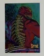 X-Men Fleer Ultra Wolverine 1996 98 Spyne Savage Beast  Trading Card - $1.97