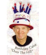 HAT OVER THE HILL Birthday Cake - $19.00