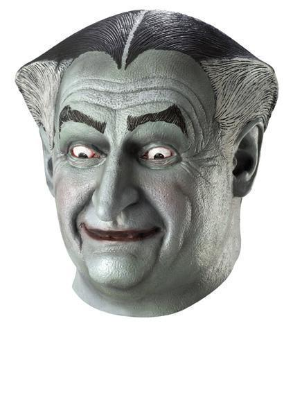 GRANDPA MUNSTER LATEX MASK