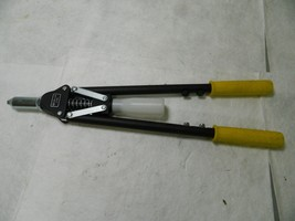 "Celus Straight Head Hand Riveter 1/8 to 3/16"" Rivet Capacity C/9B - $180.00"