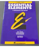 Essential Elements - Book 1 - Clarinet - Rhodes - $8.50