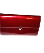 Christian Dior Patent leather Wallet Enveloppe  - $190.00