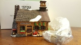 Dept 56 New England Village Sleepy Hollow 1990 SLEEPY HOLLOW SCHOOL 59544 - $18.00