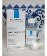 La Roche Posay EFFACLAR SERUM Pore Refining Anti Wrinkle 1.01 Fluid Ounc... - $64.99