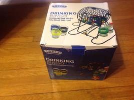 Buzzed Entertainment Drinking Bingo-New In Box - $20.76