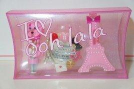 Bath & Body Works I Love Ooh Lala Lip Gloss Scentportable Nail Filer Gif... - $29.15