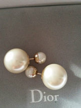Authentic Christian Dior Mise En Dior Tribal CLASSIC Earrings image 3