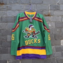 Mighty Ducks Jersey 66 Gordon Bombay Hockey Mov... - $53.99