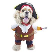 NACOCO Pet Dog Costume Pirates of the Caribbean Style (Medium) - $10.88