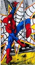 """Spider-man 30"""" x 60"""" Beach Towel - $24.95"""