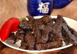 BEST Natural Style Thick Strips 3.25 OZ. Mild Smokey Flavor Beef Jerky - No P... - $199.99