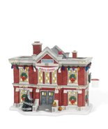 """Department 56 A Christmas Story """"Cleveland Elementary School"""" Lighted Bu... - $127.71"""