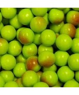 GUMBALLS APPLE CINNAMON BUBBLE GUM 25mm or 1 inch (114 count), 2LBS - $14.84