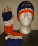 Florida Gators Inspired Handmade Crochet Beanie... - $40.00