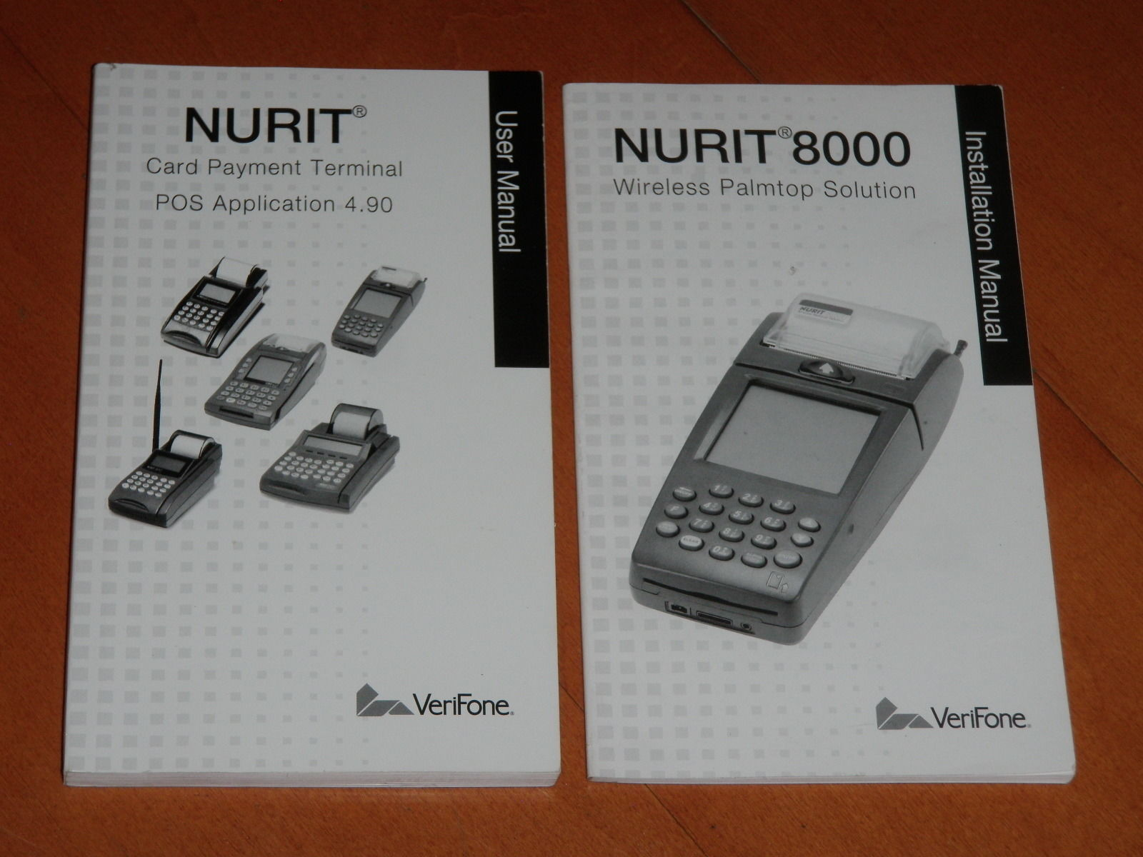 Verifone Barcode Scanner 2000s 1 Listing