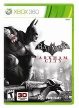 Batman: Arkham City for Xbox 360 [Xbox 360] - $6.92