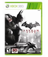 Batman: Arkham City for Xbox 360 [Xbox 360] - $6.92