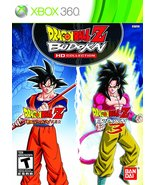 Dragon Ball Z Budokai HD Collection - Xbox 360 ... - $22.95