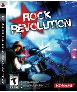 Rock Revolution - Playstation 3 (Game) [PlayStation 3] - $3.92