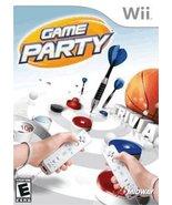 Game Party - Nintendo Wii [Nintendo Wii] - $4.36