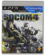 SOCOM 4: U.S. Navy Seals - Playstation 3 [PlayStation 3] - $4.46