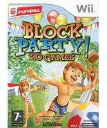 Block Party 20 Games - Nintendo Wii [Nintendo Wii] - $3.96