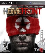 Homefront - Playstation 3 [PlayStation 3] - $5.04