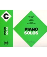 Music Pathways Piano Solos C Lynn Freeman Olson - $5.95