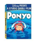 Ponyo DVD 2010 2-Disc Set - $7.92