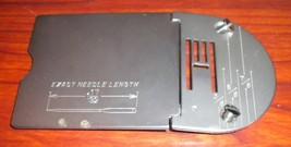Wards UHT-J1261 Hinged Needle Plate/ Bobbin Cover w/Screws Side Loading - $12.50