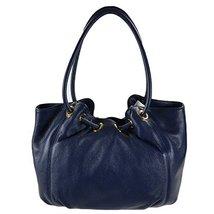 Fashion MICHAEL Kors Leather Medium EW Ring Tot... - $231.68