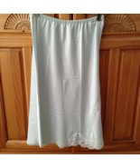 women's blue slip by maidenform size large - $24.99