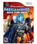 Megamind - Mega Team Unite - Nintendo Wii [Nint... - $3.55