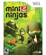 Mini Ninjas - Nintendo Wii [Nintendo Wii] - $5.73